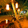 Cabarete Beach at Night