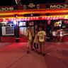 Mojos Bar, North Fremantle December 2, 2011