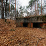Ex-Soviet bunker of Molotov's Line