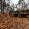 Ex-Soviet bunker of Molotov's Line