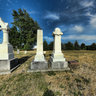 Small Town Cemetery