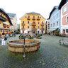 Hallstatt-Main square-Austria