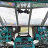 Cockpit Mi-8 Helicopter. Radom AirShow 2011