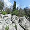 Vorontsov park, chaos rocks