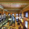 Kansas-Capitol-Library-Mezzinine