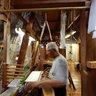 京都錦織 龍村光峯 KOHO,Nishiki-Traditional-Textile,Workshop,Kyoto.