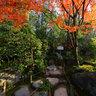 妙心寺 退蔵院 水琴窟-Taizoin Zen Buddhist Temple, Suikinkutsu,Kyoto.