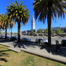 The Embarcadero Dr. San Francisco.
