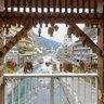 杖立温泉 紅葉橋 Tsuetate Onsen Momiji Bridge