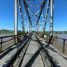 Железнодорожный мост через реку Туру в окрестностях Верхотурья