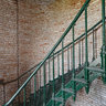 Currituck Beach Lighthouse Staircase