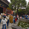 White Horse Temple In Luoyang Pilu Court