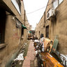 Nanjing - Osaka Lane - the old city demolition -7