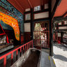 Chengdu - Dujiangyan scenic -74 - the house of the Virgin Yuanjun