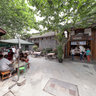 Chengdu Kuan Alley And Zhai Alley Door Panoramic-14