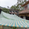 "after 512 Wenchuan especially big earthquakes ""ancient Tai'an temple""-1a"