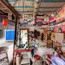 2012-Sichuan - West Town - The barber-1