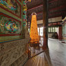 Chengdu - the Qingyang Palace - hall -3