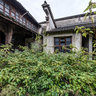 Zhejiang - Haining - Yanguan - old house -7-2013