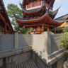 Nanjing - the ancient jimingsi - Pharmacist pagoda -1