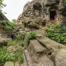 Nanjing - Qixia Temple - Cliff - top hole -3