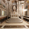 The Cathedral Basilica of Saint Louis - All Saints Chapel