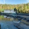 Beneš mill-river Lužnice