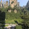 全景张家界百龙天梯下出入口(PanoramaBaiLonglift zhangjiajie)——@罗成