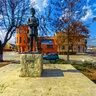 Statue of Sándor Petőfi, Târgu Mureș