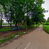 Cycle Paths in Mercur Park (Parcul Mercur), Cluj-Napoca