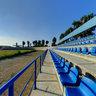 László Bölöni Stadium (Front Row View), Târgu Mureș