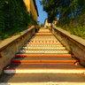 Rákóczi Stairs (more pixels), Târgu Mureș