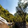 Rapel na Cachoeira do Toldi em São Bento do Sapucai