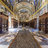 library of Royal Seat of San Lorenzo de El Escorial