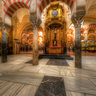 mosque of cordoba, spain