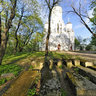 Old church in Kolomenskoe - Moscow