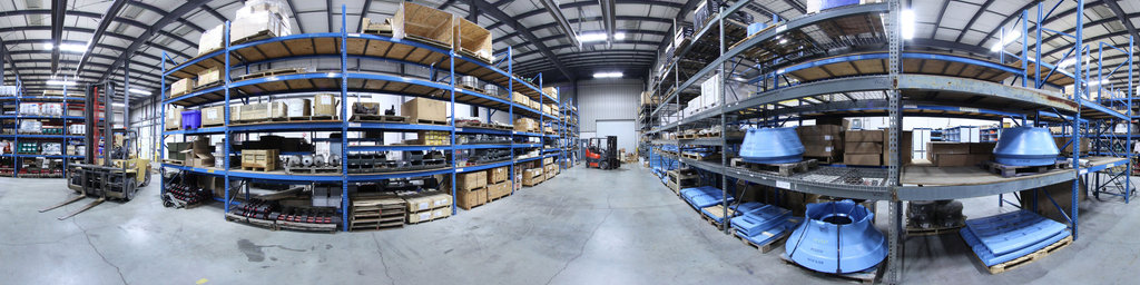 Mellott Company, Mellott Parts Program, MPP, Stockroom and Forklifts