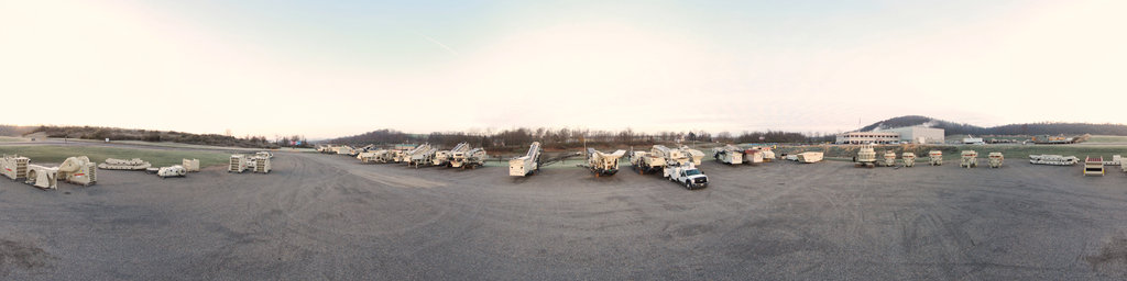 Mellott Company, Equipment Inventory Yard