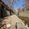 Tajrish River Haleh Tehran Arezo Park