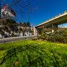 Modares Highway Hemat Highway Fajr Bridges Tehran Spring 01