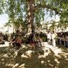 Fêtes médiévales 2010 - L'arbre de la liberté, planté le 30 mars 1797.