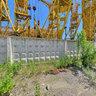 Кладбище кранов на выдубичах, Киев