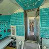 Кабина самолета Ил 62