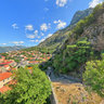 Montenegro, Kotor, View from Fort road for st Ivan
