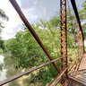 Apache Bridge in Texas