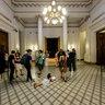 Muestra colectivo de arte ver en legislatura santa fe 04 dic 2013