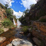 Prata's River Waterfall