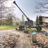 Open-air museum of heavy weapons