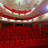 """Maria Filotti"" Theatre, view from stage, Braila, Romania"