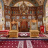 """Adormirea Maicii Domnului"" (Assumption) church 1689, Bixad monastery, Romania"